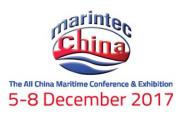 Visit us at Marintec China the 5-8. December in Shanghai